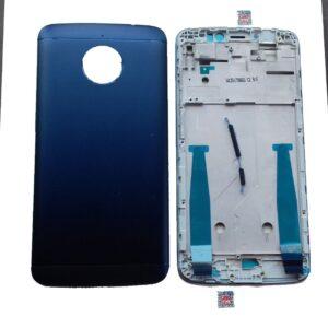 Carcaça Motorola E4 Sem Aro, peças e componentes para celular