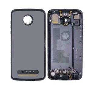 Carcaça Motorola Z2 Play, peças e componentes para celular