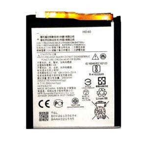Bateria Motorola HD40, peças e componentes para celular