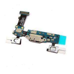 Flex Carga Samsung S5, peças e componentes para celular