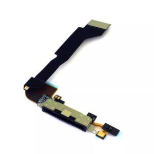 Flex Carga iPhone 4G, peças e componentes para celular