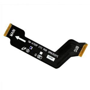 Flex LCD Samsung A70, peças e componentes para celular