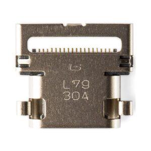 Conector Motorola Z2 Play, peças e componentes para celular