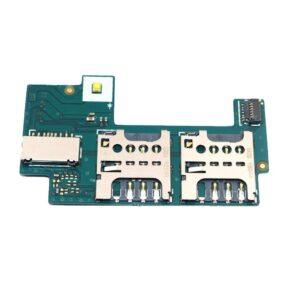 Slot Chip Sony C2304, peças e componentes para celular