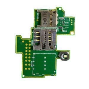 Slot Chip Sony C1905, peças e componentes para celular