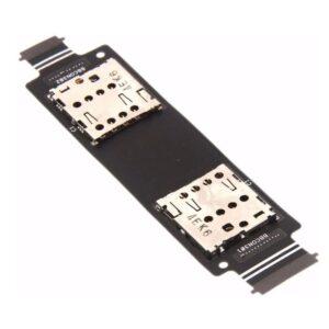 Slot Chip Asus ZF 5, peças e componentes para celular