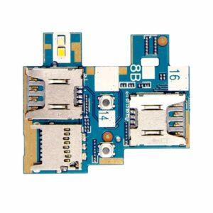 Slot Chip Asus ZF Go Live, peças e componentes para celular