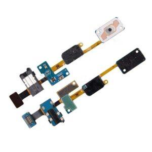 Flex Home Samsung J7 Prime, peças e componentes para celular