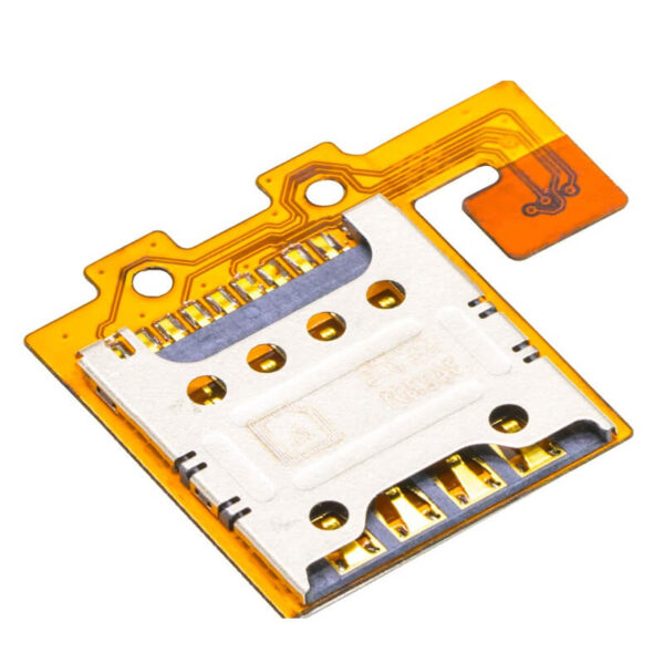 Slot Chip LG D337, peças e componentes para celular