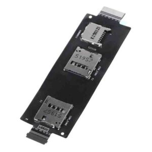 Slot chip zf2, peças e componentes para celular