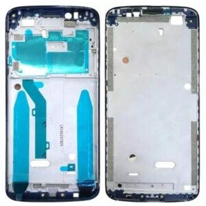 Aro Motorola G6 Play XT1922 Azul, peças e componentes para celular