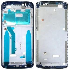 Aro Motorola G7 Power XT1955 Azul, peças e componentes para celular