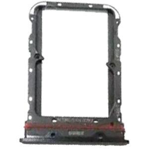 Gaveta Chip Xiaomi Note 10 Preto, peças e componentes para celular