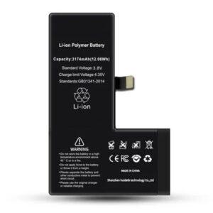 Bateria iPhone XS, peças e componentes para celular