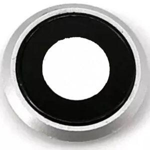 Lente Câmera iPhone 8G (Com Aro) - Cinza