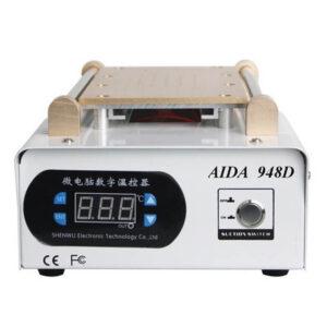 Máquina Separadora Touch Sucção Vacum Aida 948d Lcd 220v
