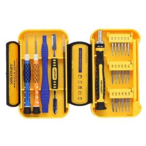 Kit Chaves Ferramentas Yaxun YX-6029 Profissional 24 Pcs, peças e componentes para celular