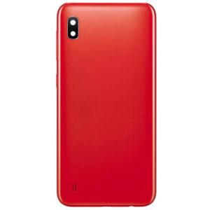 Tampa Samsung M10 - Vermelho