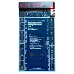 Placa Reativar Baterias Iphone Samsung Motorola Completa SS-915